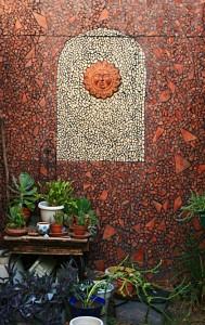 dan mueller mosaic art|landscape
