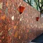 dan mueller mosaic terracotta wall austin-finished