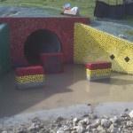 dan mueller mosaic-urban tribute-Ian