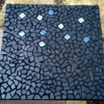 dan mueller mosaic tile sample