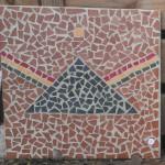 Floyd - block pyramid - 18 x 18 -